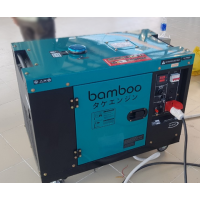 Máy phát điện 3 pha  Diesel Bamboo 9800ET3P 7,5Kw