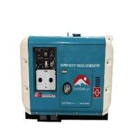 Máy phát điện Diesel Bamboo 8500DET -7Kw