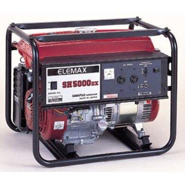 Máy phát điện ELEMAX SH5000, Máy phát điện Elemax SH5000