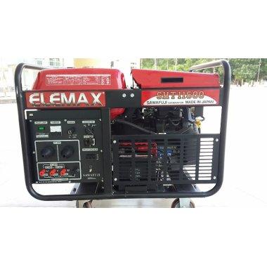 Máy phát điện  ELEMAX SHT11500 ( 10 KVA) 3 pha, Máy phát điện Elemax SHT11500