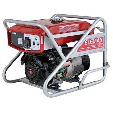 Máy phát điện Elemax SV6500S, Máy phát điện Elemax SV6500S
