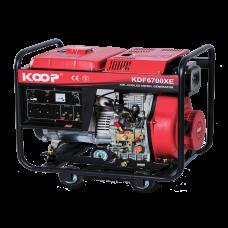 Máy Phát điện Koop KDF6700X/XE(-3)