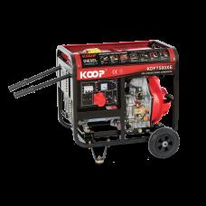 Máy Phát điện Koop KDF7500X/XE(-3)