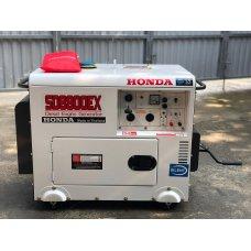 Máy phát điện Honda SD8800EX 5,5Kw