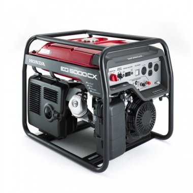 Máy phát điện Honda EG5000CX ( Honda nhập khẩu), Máy phát điện Honda EG5000CX