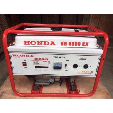 Máy phát điện Honda SH 5500EX (4KW), Máy phát điện Honda SH 5500EX