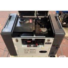 Máy phát điện Honda SD7800E (đề điện)