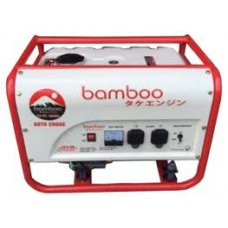Máy phát điện Bamboo 3800C (2,8Kw - Giật nổ)