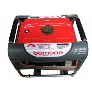 Máy phát điện Bamboo 3600E ( 2,5Kw - Đề nổ), Máy phát điện Bamboo Bamboo 3600E