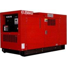 Máy phát điện diesel 3 pha Elemax SHT25D (KUBOTA)