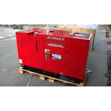Máy phát điện diesel 3 pha Elemax SHT15D (KUBOTA), Máy phát điện Elemax Elemax SHT15D (KUBOTA)