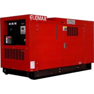 Máy phát điện diesel 3 pha Elemax SHT25D (KUBOTA), Máy phát điện Elemax Elemax SHT25D (KUBOTA)