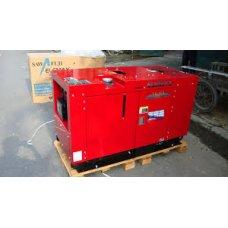 Máy phát điện Elemax SH15D (chạy dầu - 12KVA)