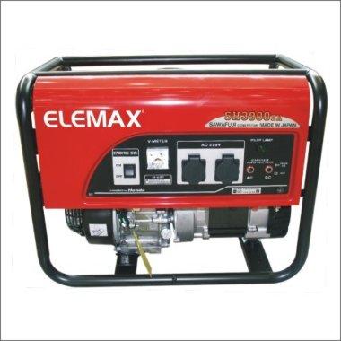 Máy phát điện  ELEMAX SH3900EX, Máy phát điện Elemax SH3900EX