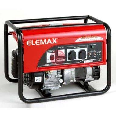 Máy phát điện  ELEMAX SH6500EXS, Máy phát điện Elemax SH6500EXS