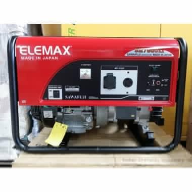 Máy phát điện ELEMAX SH7600EXS, Máy phát điện Elemax SH7600EXS