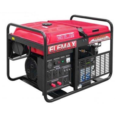 Máy phát điện  ELEMAX SHT15000 ( 12 KVA 3 pha), Máy phát điện Elemax SHT15000