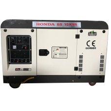 Máy phát điện Honda GS 15KVA ( Máy 1 pha)