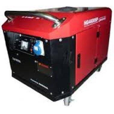 Máy phát điện Honda HG4600SP (Giảm thanh), Máy phát điện  Hữu Toàn Honda HG4600SP (Giảm thanh)