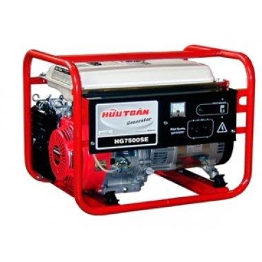 Máy phát điện Honda HG7500SE-đề 5.5KVA, Máy phát điện  Hữu Toàn Honda HG7500SE-đề 5.5KVA