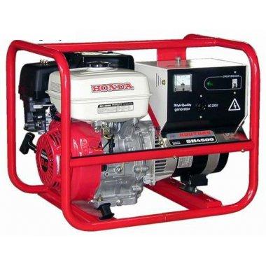 Máy phát điện Honda SH4500 - 3kva, Máy phát điện  Hữu Toàn Honda SH4500 - 3kva