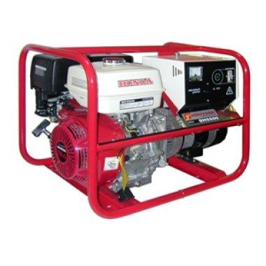 Máy phát điện Honda SH5500-4 KVA, Máy phát điện  Hữu Toàn Máy phát điện Honda SH5500-4 KVA