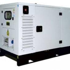 Máy phát điện diesel 3 pha Hyudai DHY 34KSE