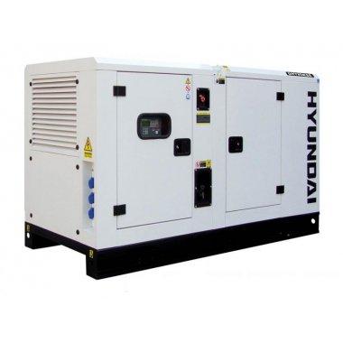 Máy phát điện diesel 3 pha Hyudai DHY 60KSE, Máy phát điện Hyundai Hyundai HY11500LE (8,5KW)