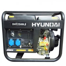 Máy phát điện HYUNDAI DHY 2500LE Diesel