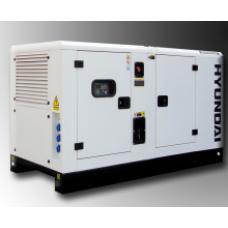 Máy phát điện diesel 3 pha Hyudai DHY 45KSE