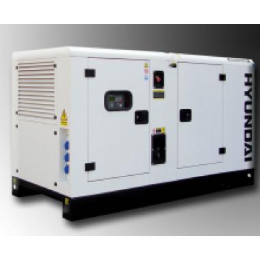 Máy phát điện diesel 3 pha Hyudai DHY 45KSE, Máy phát điện Hyundai Hyudai DHY 45KSE