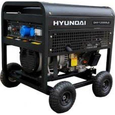 Máy phát điện diesel Hyundai DHY 15000LE-3, Máy phát điện Hyundai Hyundai DHY 15000LE-3