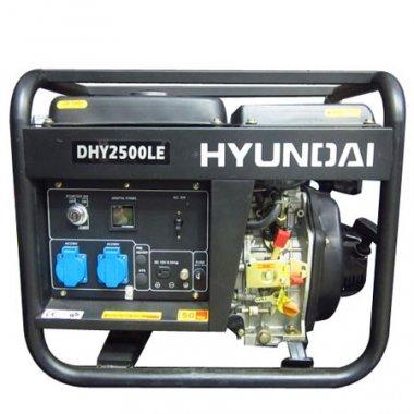 Máy phát điện HYUNDAI DHY 2500LE Diesel, Máy phát điện Hyundai HYUNDAI DHY 2500LE Diesel