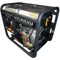 Máy phát điện HYUNDAI DHY 6000LE Diesel