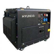 Máy phát điện HYUNDAI DHY 6000SE Diesel