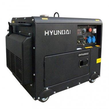 Máy phát điện HYUNDAI DHY 6000SE Diesel, Máy phát điện Hyundai HYUNDAI DHY 6000SE Diesel