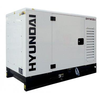 Máy phát điện diesel HYUNDAI DHY9KSEm (8-8,8KW), Máy phát điện Hyundai HYUNDAI DHY9KSEm (8-8,8KW)