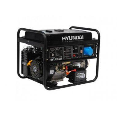Máy phát điện xăng Hyundai HY 14000LE-3 (12-13KW), Máy phát điện Hyundai Hyundai HY 14000LE-3 (12-13KW)