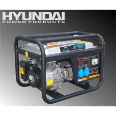 Máy phát điện xăng HYUNDAI HY6000LE (4.0 kw đề nổ)