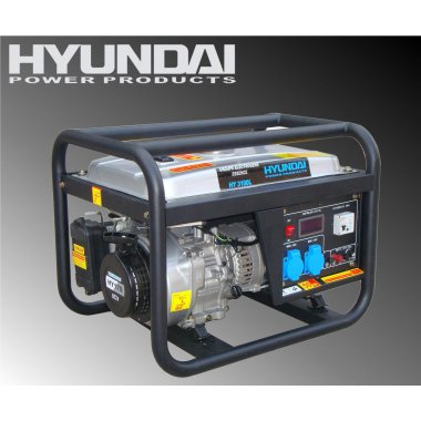 Máy phát điện xăng HYUNDAI HY6000LE (4.0 kw đề nổ), Máy phát điện Hyundai Hyundai HY11500LE (8,5KW)
