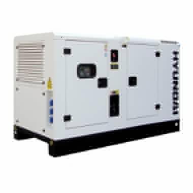 Máy phát điện diesel 3 pha Hyudai DHY 14KSE, Máy phát điện Hyundai Hyundai HY11500LE (8,5KW)