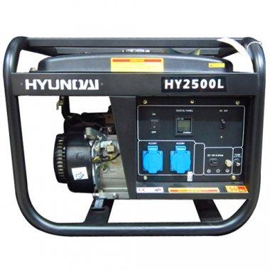 Máy phát điện xăng HYUNDAI HY2500L (2KW), Máy phát điện Hyundai HYUNDAI HY2500L (2KW)