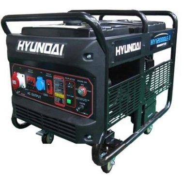 Máy phát điện xăng HYUNDAI HY 12000LE (8.5 kw), Máy phát điện Hyundai HYUNDAI HY 12000LE (8.5 kw)