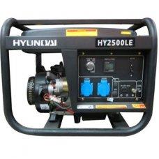 Máy phát điện xăng HYUNDAI HY2500LE (2 KW đề)