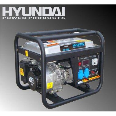 Máy phát điện xăng HYUNDAI HY6000L (4.0 kw giật nổ), Máy phát điện Hyundai HYUNDAI HY6000L (4.0 kw giật nổ)