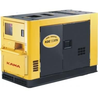 Máy phát điện diesel 3 pha KAMA KDE-75SS3, Máy phát điện Kama diesel 3 pha KAMA KDE-75SS3