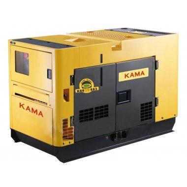 Máy phát điện diesel KAMA KDE-11SS, Máy phát điện Kama diesel KAMA KDE-11SS