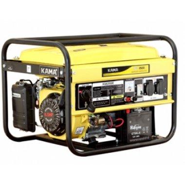 Máy phát điện xăng KAMA KGE-2500E, Máy phát điện Kama KAMA KGE-2500E