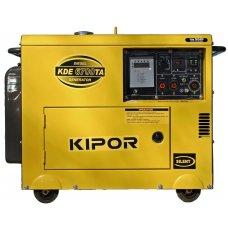 Máy phát điện diesel Kipor KDE6700TA