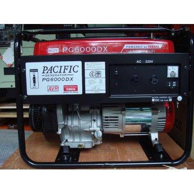 Máy phát điện YAMAHA PG6000DX, Máy phát điện Yamaha YAMAHA PG6000DX
